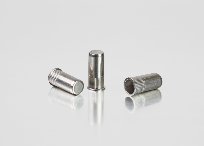 Reduce Head Knurled Body Stainless Steel 1