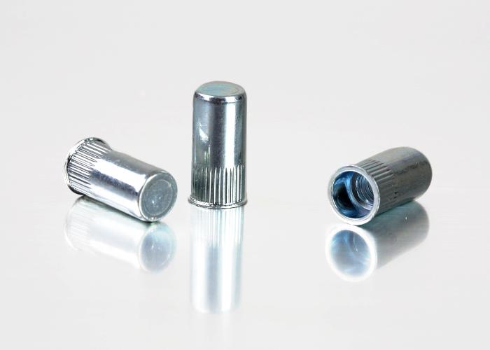Reduce Head Knurled Body Steel(AVK)