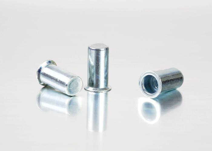 Countersunk Head Plain Body Steel