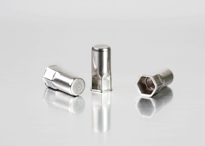What Are The Materials Of Stainless Steel Rivet Nut