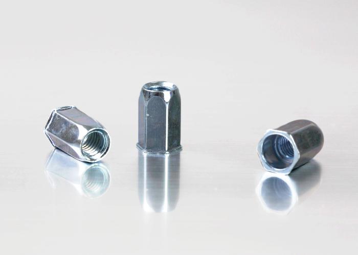 Quality Inspection Of Carbon Steel Rivet Nut